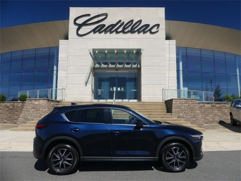 Pre-Owned 2017 Mazda CX-5 Grand Select AWD 4D Sport Utility
